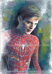 Peter Parker by RoryonaRainbow