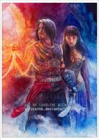 Prince of Persia by RoryonaRainbow