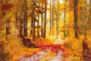 Dawning by RoryonaRainbow