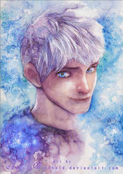 Jack Frost by RoryonaRainbow
