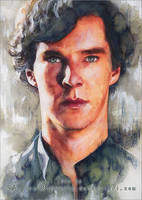 BBC Sherlock by RoryonaRainbow