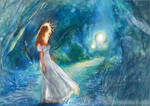 Jillian Aversa - Will o' Wisp by RoryonaRainbow