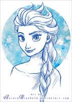 Elsa by RoryonaRainbow