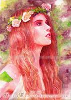 Flowering by RoryonaRainbow