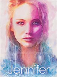 Jennifer by RoryonaRainbow