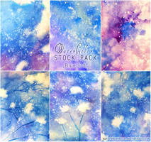 Bluebird - WATERCOLOR STOCK  PACK by RoryonaRainbow