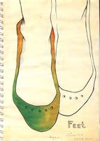 Feet by Tania-Perova