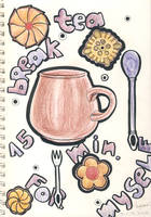 Tea by Tania-Perova
