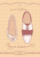 postcard st. Valentine's day - 2 by Tania-Perova
