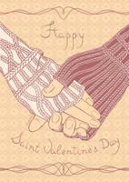 postcard st. Valentine's day - 3 by Tania-Perova