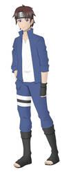 Naruto OC - Matsumoto Yuujiro by ichicchi