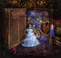 Cinderella's Book by AngelesRR