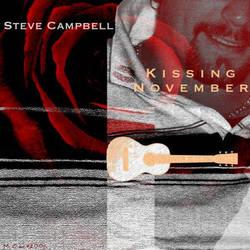 Kissing November :: cover art by SingingMollusk