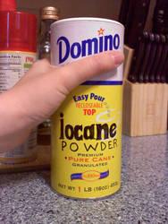 Iocane Powder by SingingMollusk