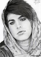 Adam Lambert 3 by topazholly90