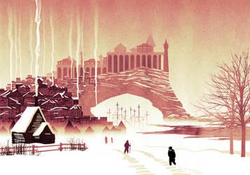 Frozen Solitude by AlexeyRudikov