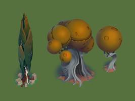 Isometric trees by AlexeyRudikov