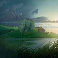 Before the storm by AlexeyRudikov