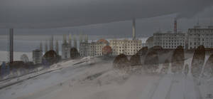 Urban spring by AlexeyRudikov