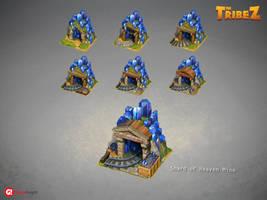 Game buildings 04 by AlexeyRudikov