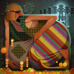 Ali Baba by AlexeyRudikov