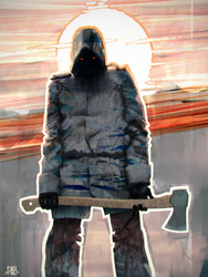 The dangerous one by AlexeyRudikov
