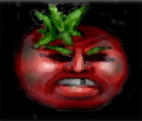 KQ6 Rotten tomato by Rachykins