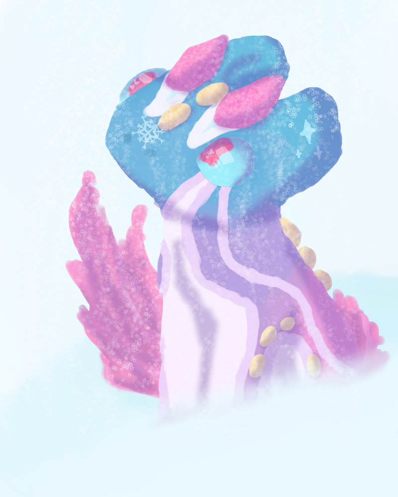 Snowfall by EnderwingsThePony