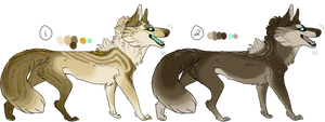 canine adopts.10 (closed) by CoyoteSoot