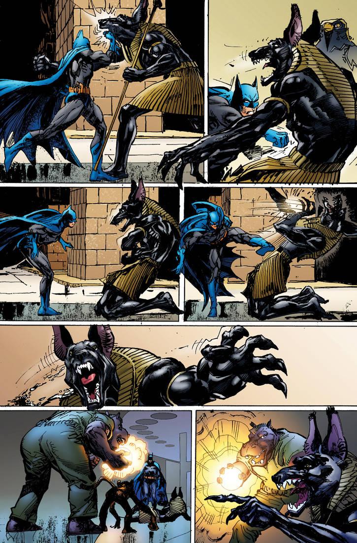 Batman 4 Interior Art by NealAdams