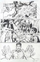 Batman 12 Interior Pages by NealAdams