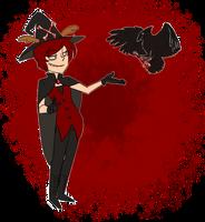 Witchsona by CloverToon