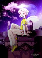 Nights fan character Twilight by LadyTwinkle