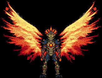 Vengeance by UltimateLomeli