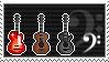 Me and my guitar -s by Snuf-Stamps