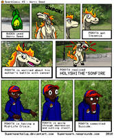 Spark Comic 3 - Worry Seed by SuperSparkplug