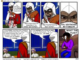 Spark Comic 5 - Revenge? by SuperSparkplug