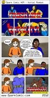 Spark Comic 29 - Kortal Mombat by SuperSparkplug