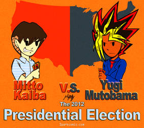 The Political Duel of the Decade by SuperSparkplug