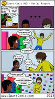 Spark Comic 63 - Racial Rangers by SuperSparkplug