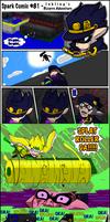 Spark Comic #81 - Inkling's Bizarre Adventure by SuperSparkplug
