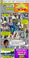 Spark Comic #83 - Conventions 2015 by SuperSparkplug