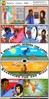 Spark Comic #84 - Symphonic Evolutions by SuperSparkplug