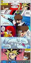 Spark Comic #89 - Dueling Dorks by SuperSparkplug