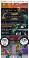 Spark Comic #98 - Morph Bollocks by SuperSparkplug