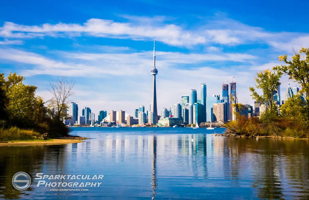 Towering City by SuperSparkplug