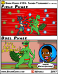 Spark Comic #103 - Pokken Tournament by SuperSparkplug