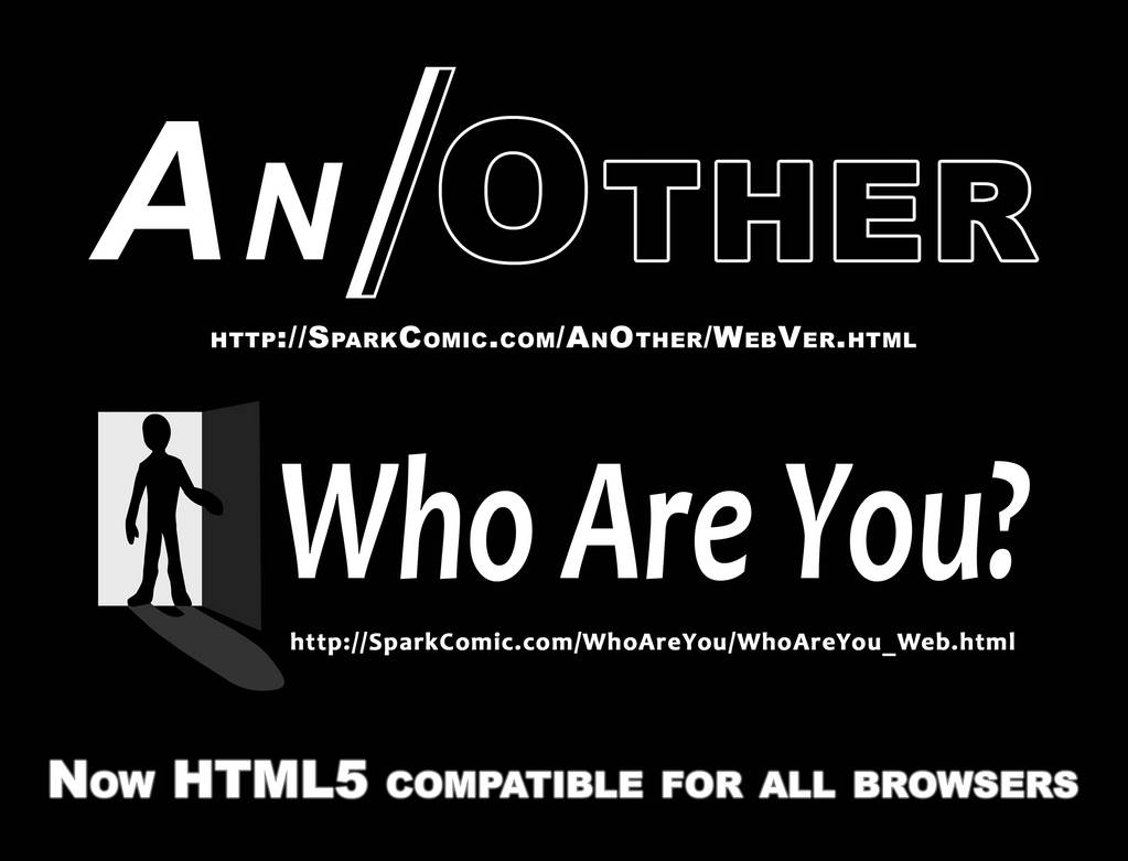 An/Other and Who Are You? Re-Release by SuperSparkplug