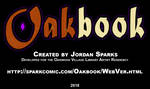 Oakbook Game Release by SuperSparkplug