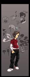 Myself by Kurokengo